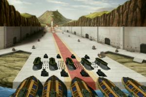 Serangan ke Fire Nation