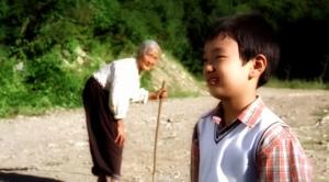 Sang-woo tidak menyukai neneknya